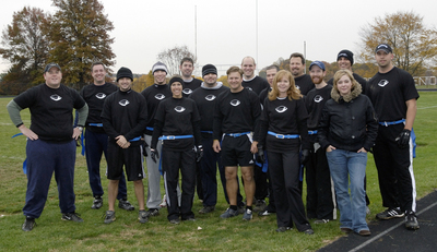 Ccps Tech Services Flagfootball Team T-Shirt Photo