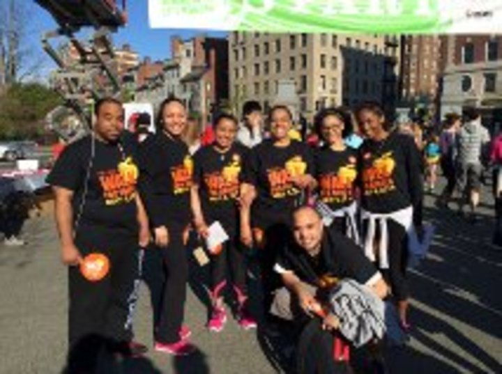 Team Cora T-Shirt Photo