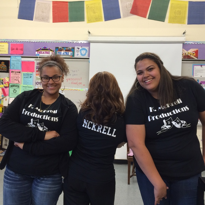 K. Mc Krell Productions  T-Shirt Photo