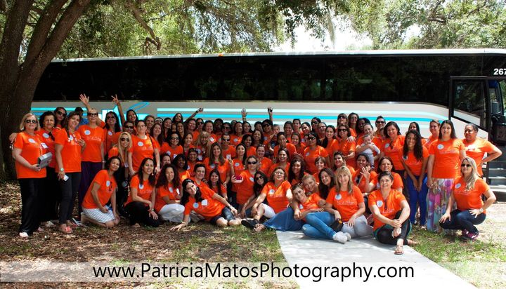 Ad Orlando Women Retreat T-Shirt Photo
