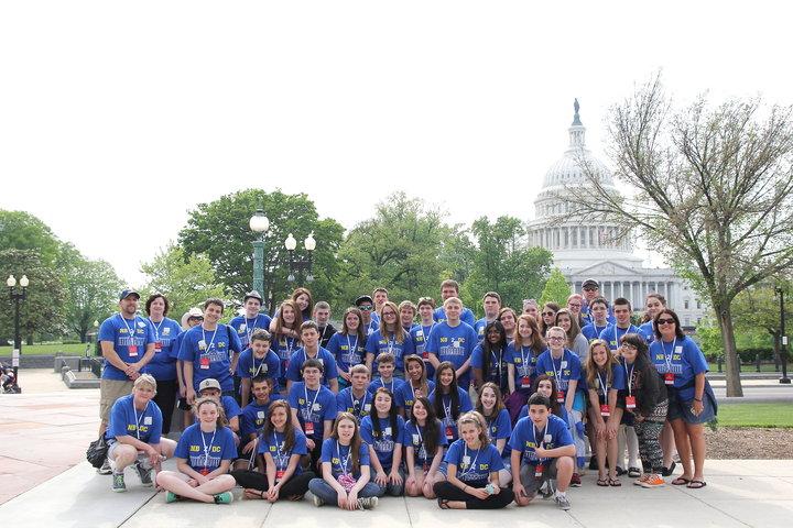 8th Grade Trip To Dc T-Shirt Photo
