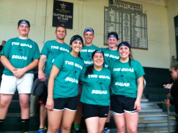 The Team T-Shirt Photo