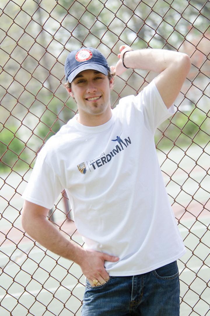 Olympian T-Shirt Photo