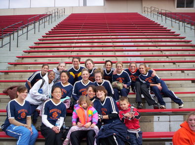 Girls Football!!! T-Shirt Photo