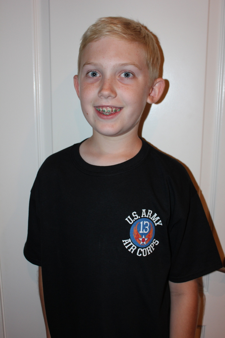 Holden Front Of T T-Shirt Photo