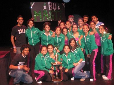 Dance Team Wins 1st Place T-Shirt Photo