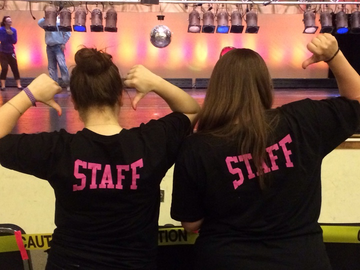 Recital Staff T-Shirt Photo