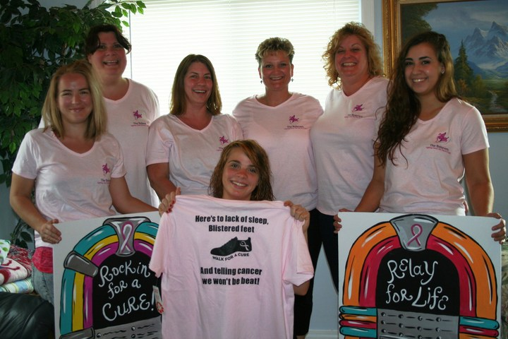 The Believers   Relay For Life T-Shirt Photo