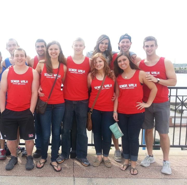 Senior Walk T-Shirt Photo