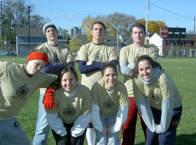Turkey Bowl 07: Team Light Meat T-Shirt Photo