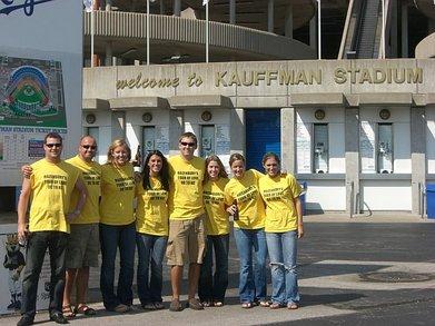 Rozenbury's Tour Of Love   Oc To Kc T-Shirt Photo