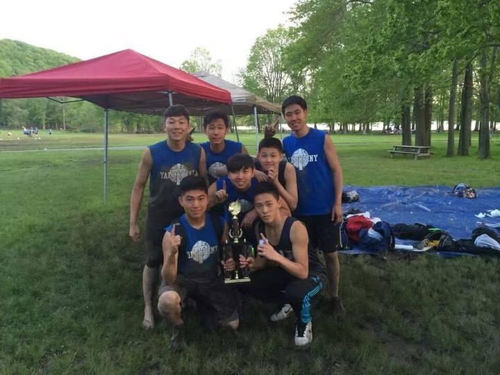 1st Place Champions T-Shirt Photo