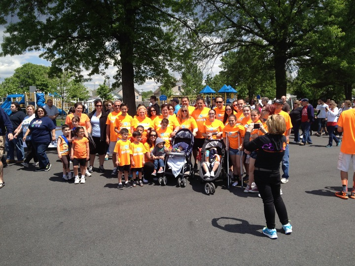 Nico's Angels At Poac Autism Walk For A Difference (5/18/14) T-Shirt Photo