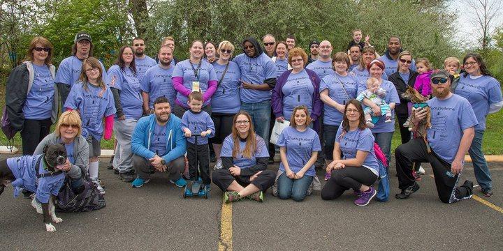 Pathfinders At Walk Ms 2014 T-Shirt Photo