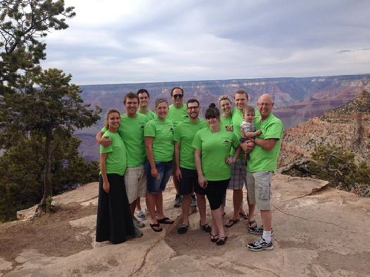 Walk In The Park   Grand Canyon National Park T-Shirt Photo