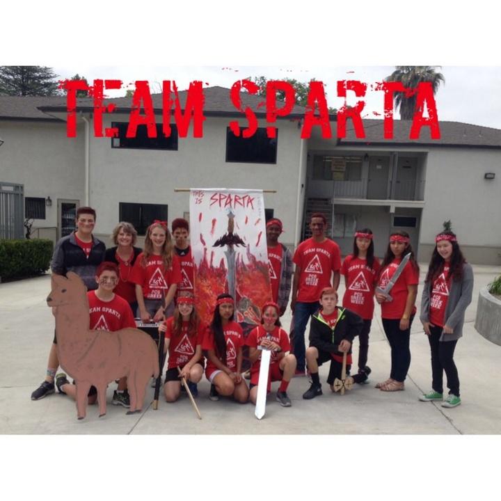 Team Sparta T-Shirt Photo