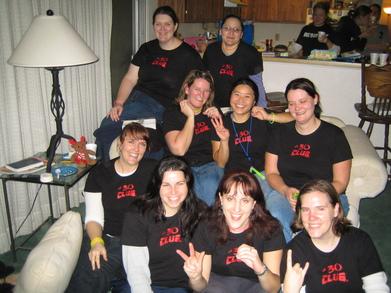 The 30 Club T-Shirt Photo