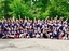 Volz middle school band and choir competition six flags 2014
