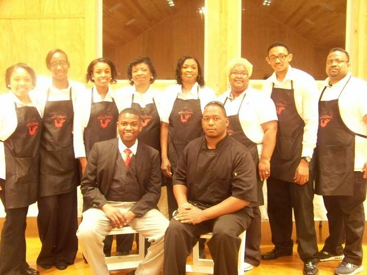Just Perfect Event Planning And Catering Service T-Shirt Photo
