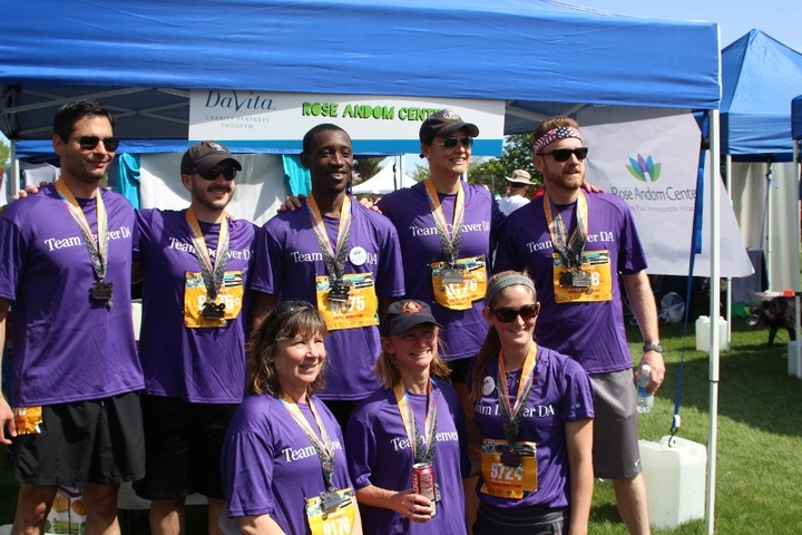 Team Denver Da Runs The Colfax Marathon T-Shirt Photo