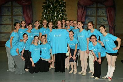 Hrb Nutcracker 2007 Senior Company T-Shirt Photo