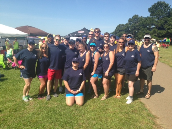 Dragon Boat Regatta Team 2014 T-Shirt Photo