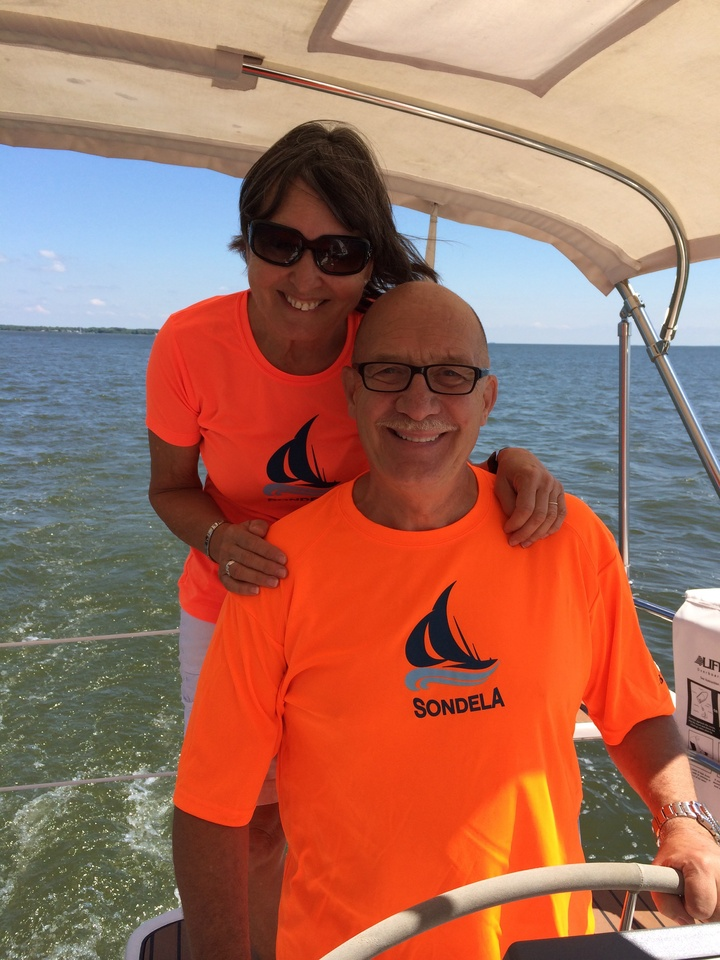 Sail Time.... T-Shirt Photo