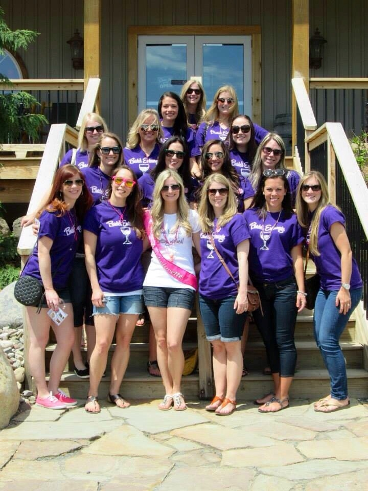 Caitlin's Bachelorette Party T-Shirt Photo