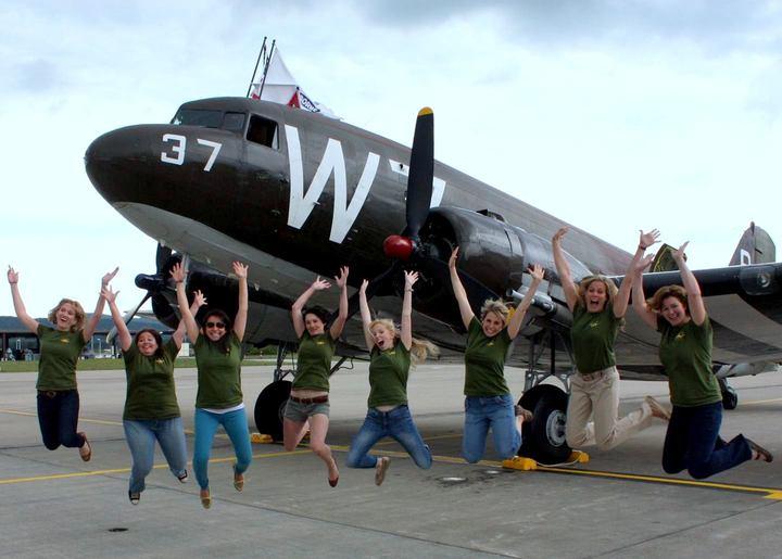 D Day 70th Anniversary   W7 Returns T-Shirt Photo