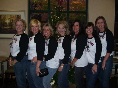 The Chattanooga Angels T-Shirt Photo