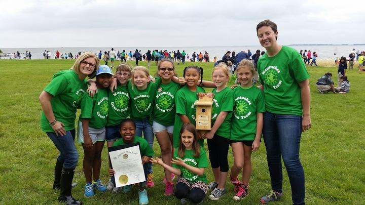 The Green School Summit 2014 T-Shirt Photo