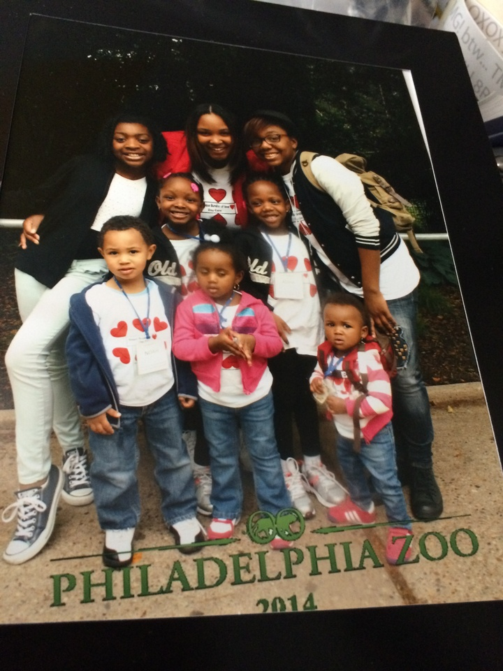 The Day At The Zoo T-Shirt Photo