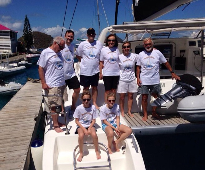 50 Years Of Smooth Sailing T-Shirt Photo