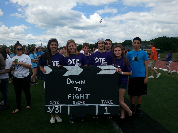 We're Dtf  Down To Fight! T-Shirt Photo