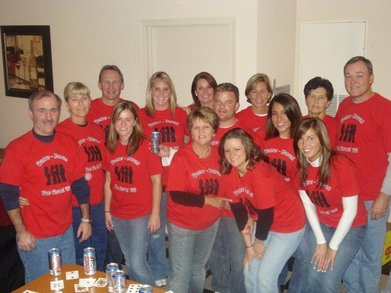 Isu Senior & Parent Bar Crawl T-Shirt Photo