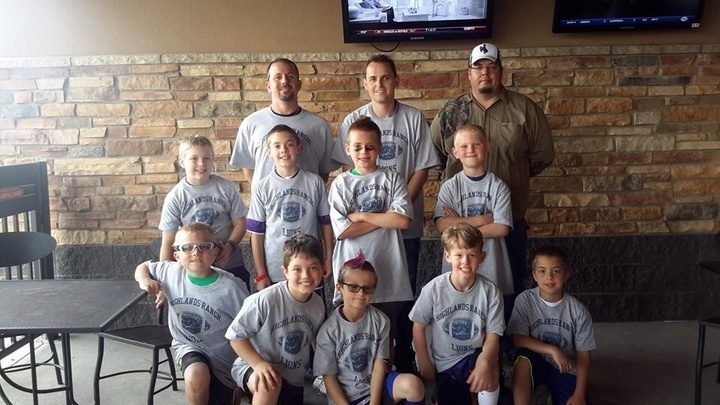 Highlands Ranch Lions T-Shirt Photo