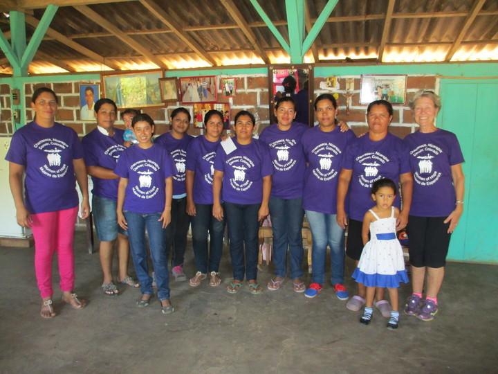 Partners In Boca De Cantaro, Nicaragua T-Shirt Photo