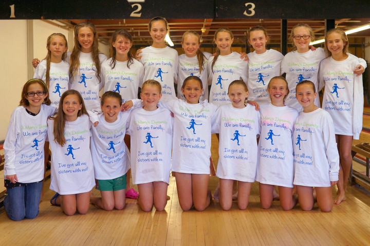 """We Are Family...I've Got All My Sisters With Me! T-Shirt Photo"