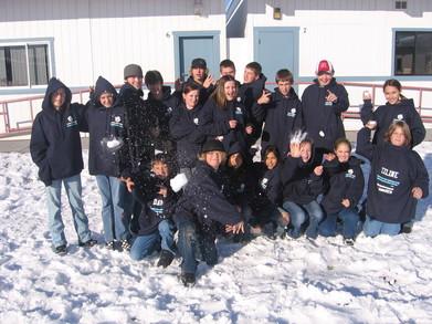 Loyalton Middle School Leaders T-Shirt Photo