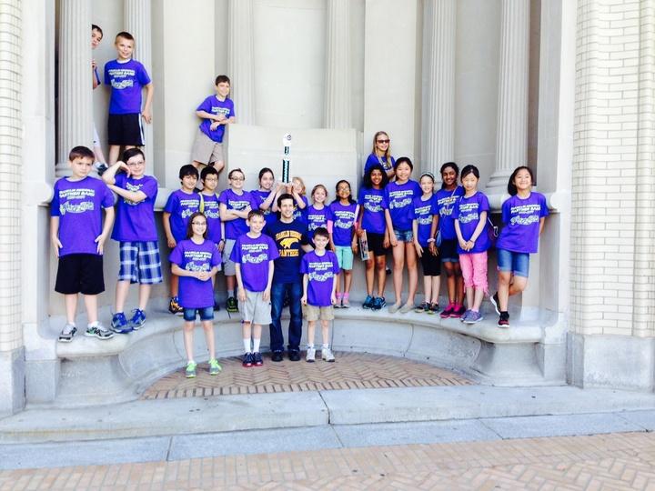 Fr Elementary Jazz Band T-Shirt Photo