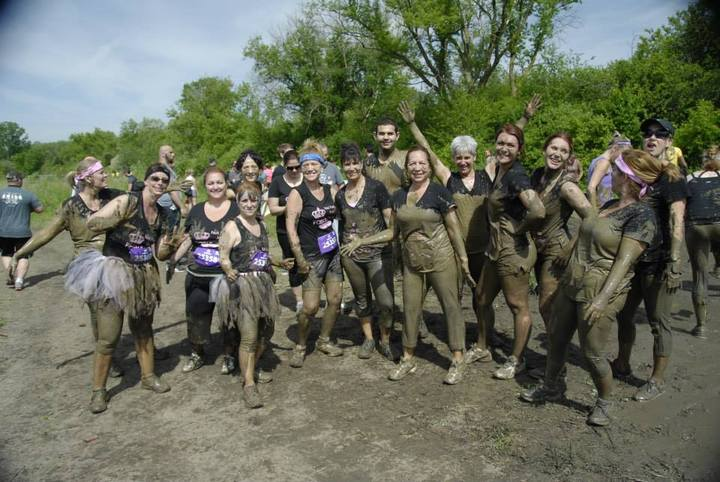 Mudderella Chicago 2014 T-Shirt Photo