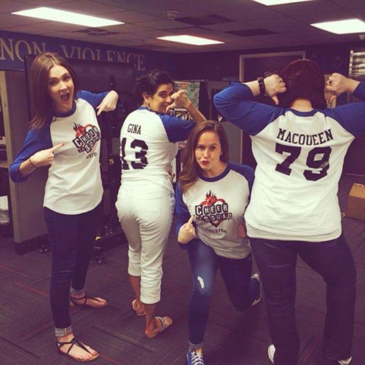 House Of Blues Houston Cheer Squad T-Shirt Photo