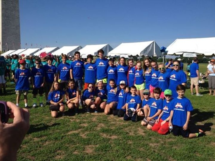 2014 Jdrf Walk Team T-Shirt Photo