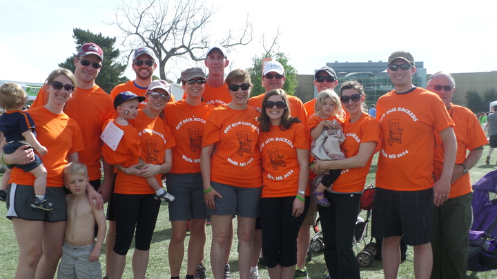Walk Ms Denver T-Shirt Photo