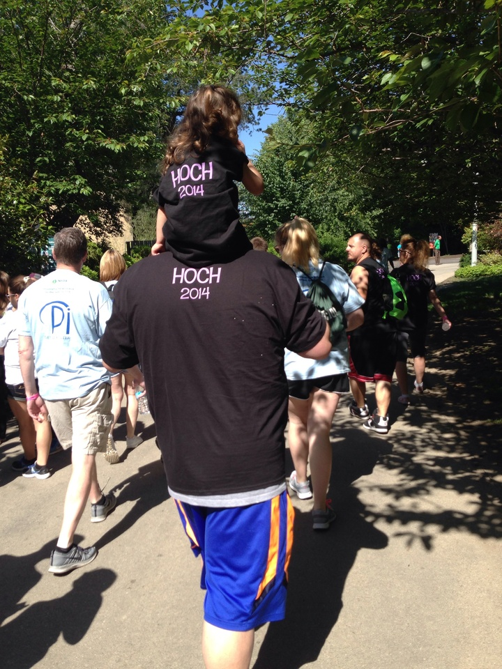 Neda Walk T-Shirt Photo
