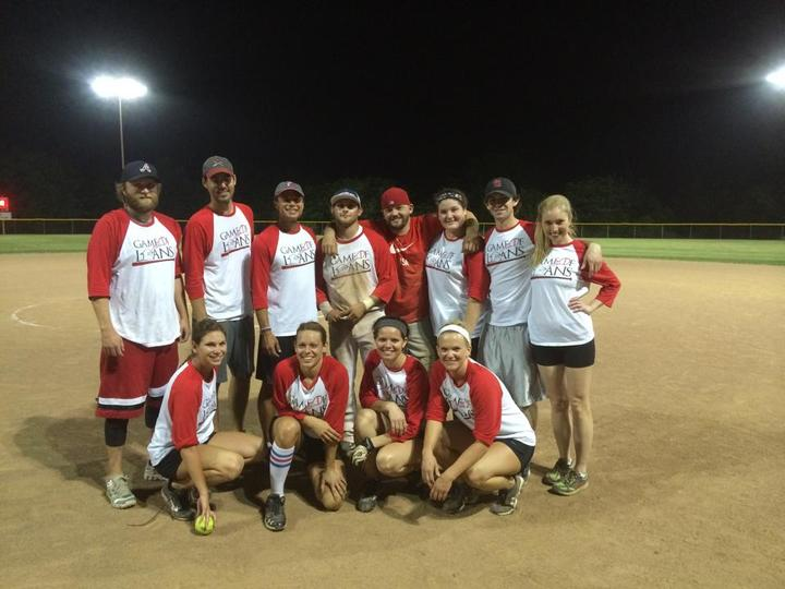Game Of Loans Softball Team  T-Shirt Photo