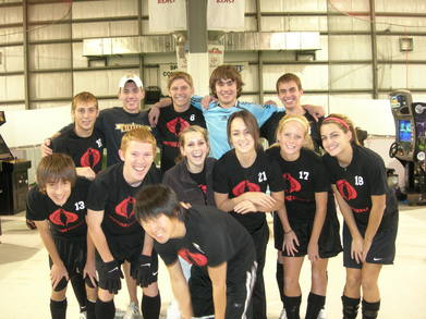 Spitting Cobras Soccer Team T-Shirt Photo