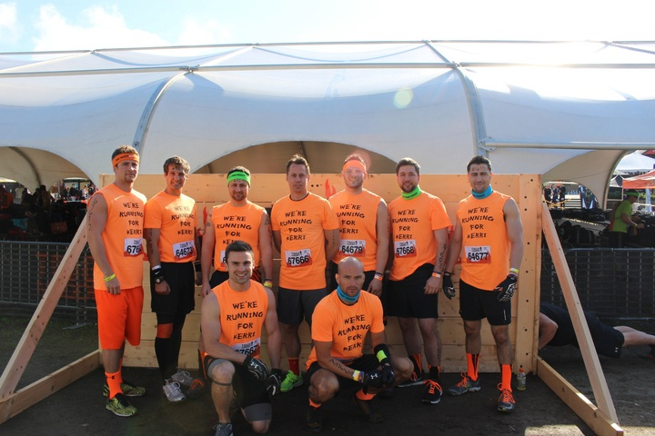 Tough Mudder New England T-Shirt Photo
