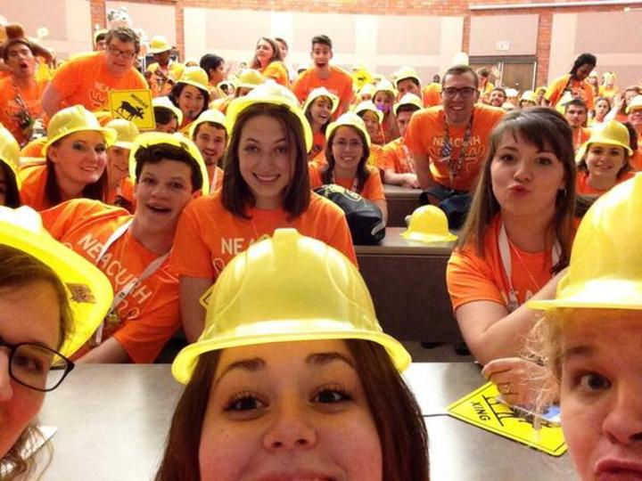Moose Love Selfies At Nacurh 2014 T-Shirt Photo