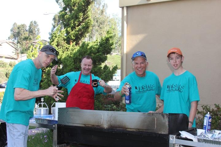 2014 Canyon Hills Easter Pancake Breakfast T-Shirt Photo